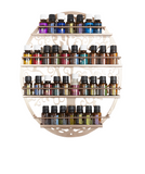 Rose Gold Essential Oils & Nail Polish Organizer