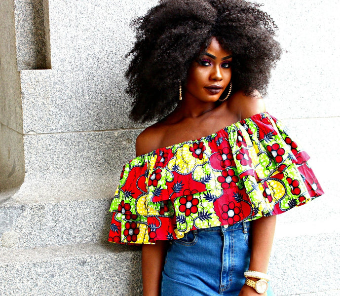 The Most Common Types of African Tops