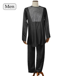 Dashiki African Clothes For Men Shirts Pant Suit Hippie 3xl 4xl - Chocolate Boy Ltd