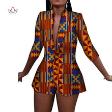 Load image into Gallery viewer, New Women Suit and Short Pants Sets African Clothes 2 Pieces Sets - Chocolate Boy Ltd