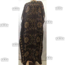 Load image into Gallery viewer, New African Oversize Chiffon Loose Design Diamond Length - Chocolate Boy Ltd