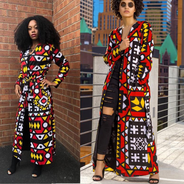 2019 african coats for women Dashiki Jackets riche traditional african clothing - Chocolate Boy Ltd