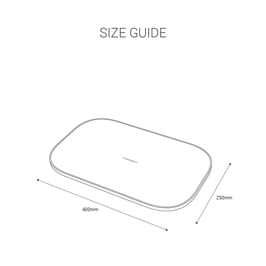 Oreo Mat Size Guide
