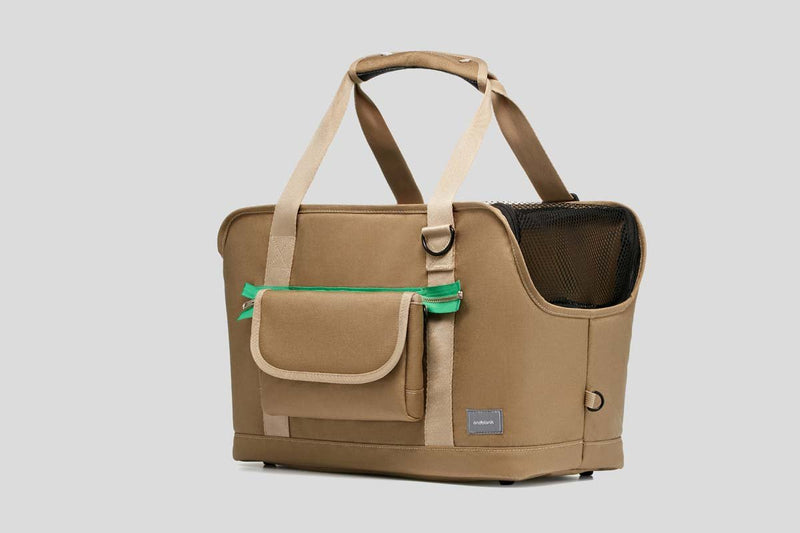 andblank Pet Carrier - Camel - CreatureLand