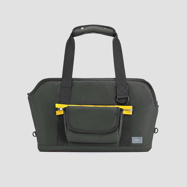 andblank Pet Carrier - Grey - CreatureLand