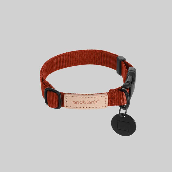andblank Pet Collar - Brick - CreatureLand
