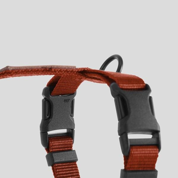 andblank Pet Harness - Brick - CreatureLand