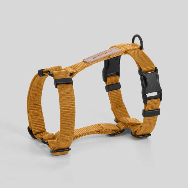 andblank Pet Harness - Mustard - CreatureLand