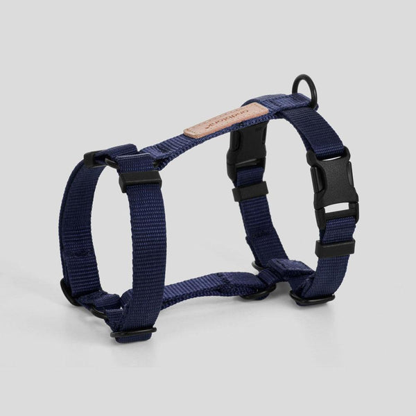andblank Pet Harness - Navy - CreatureLand