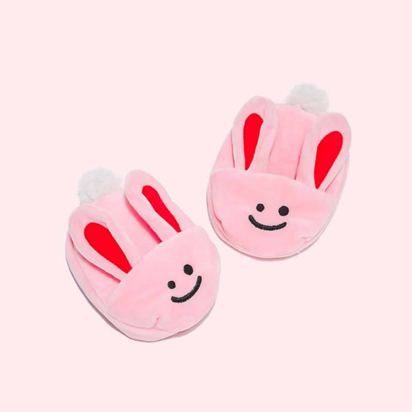 BACON Bunny Slippers Nose Work Dog Toy Set - CreatureLand