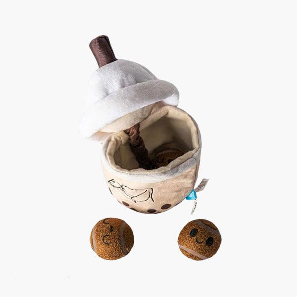BARK Bubble Tea Dog Toy - CreatureLand