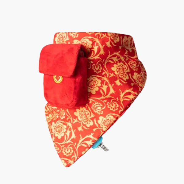 BARK Pocket Money Dog Toy with Bandana - CreatureLand