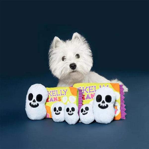 BARK Skelly Beans Dog Toy - CreatureLand