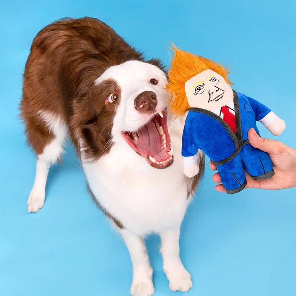 BARK The Dognald Dog Toy - CreatureLand