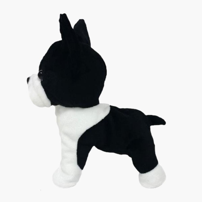 Bestever Boston Terrier Plush Toy - CreatureLand