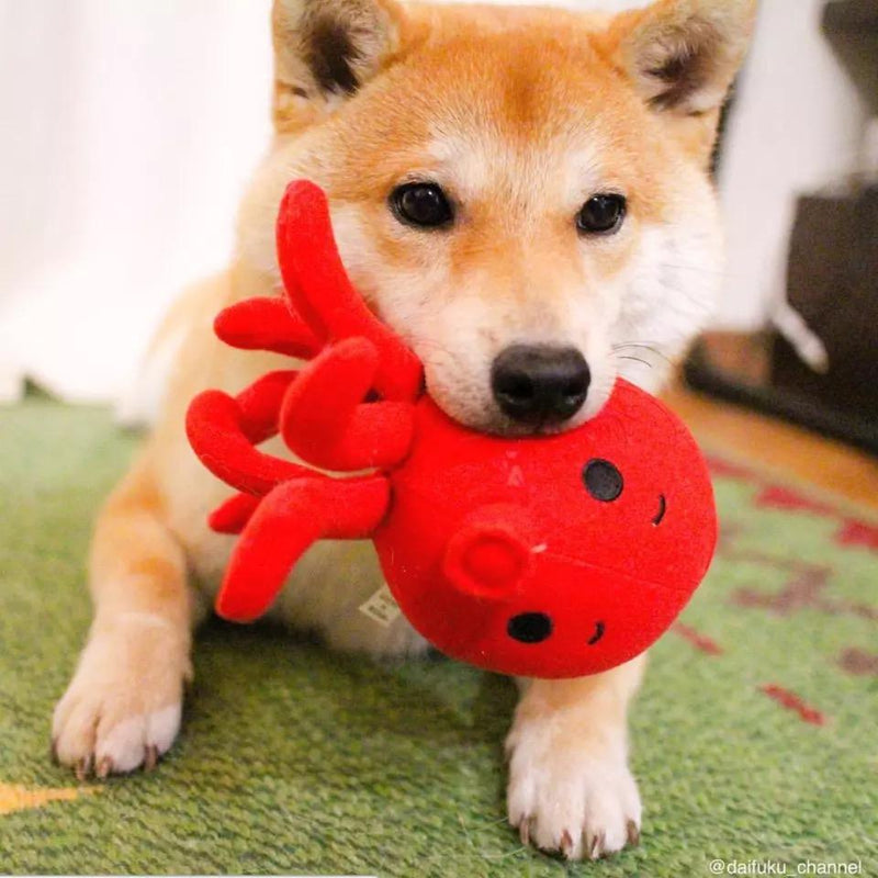 Bestever Octopus Dog Toy - CreatureLand