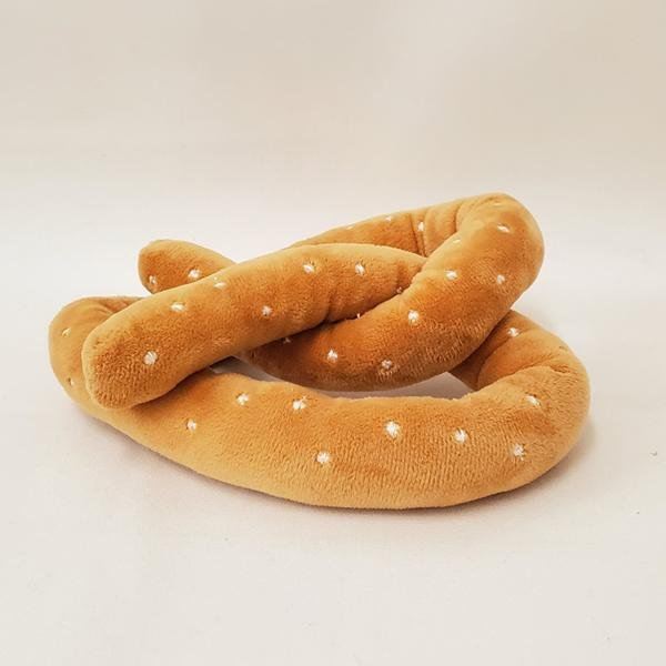Bestever Pretzel Dog Toy - CreatureLand