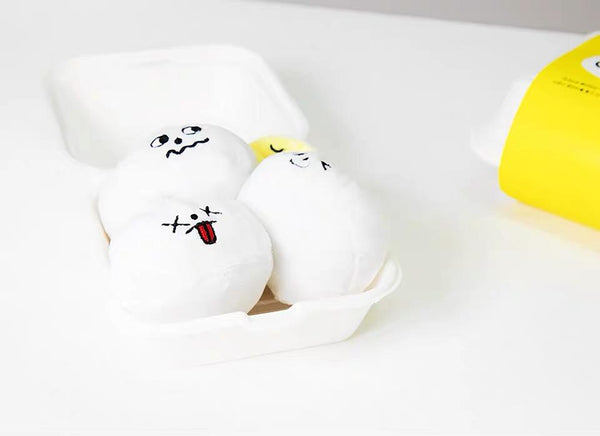 Bite Me Dumpling Dog Toy - CreatureLand