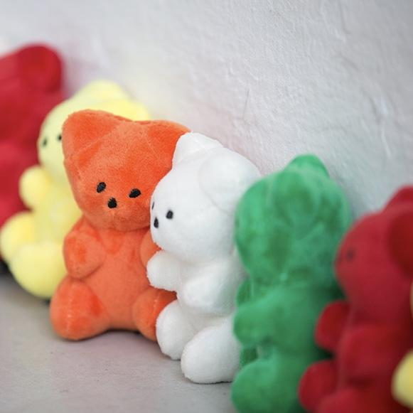 Bite Me Gummy Bear Dog Toy - CreatureLand