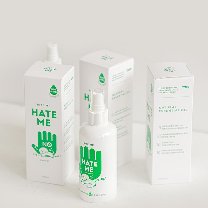 Bite Me Hate Me Insect Repellent Spray - 200ml - CreatureLand