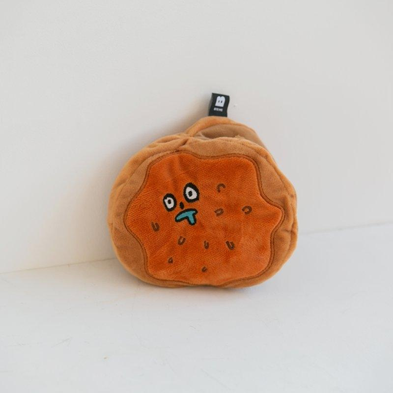 Bite Me Pancake Nose Work Dog Toy - CreatureLand