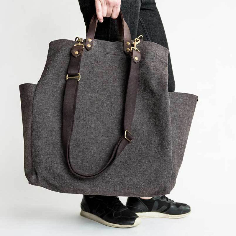 Cloud7 All-In-Bag - Heather Brown - CreatureLand