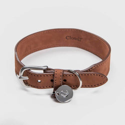 Cloud7 Dog Collar Stanley Park - Noisette - CreatureLand