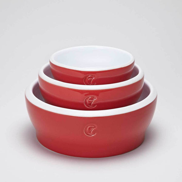 Cloud7 Jamie Dog Bowl - Red - CreatureLand