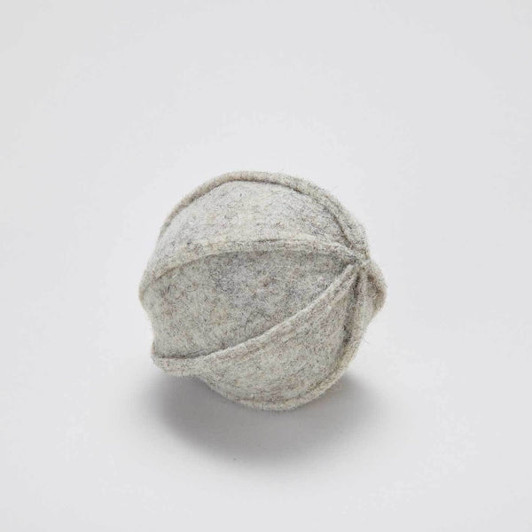 Cloud7 Organic Felt Toy Ball - CreatureLand