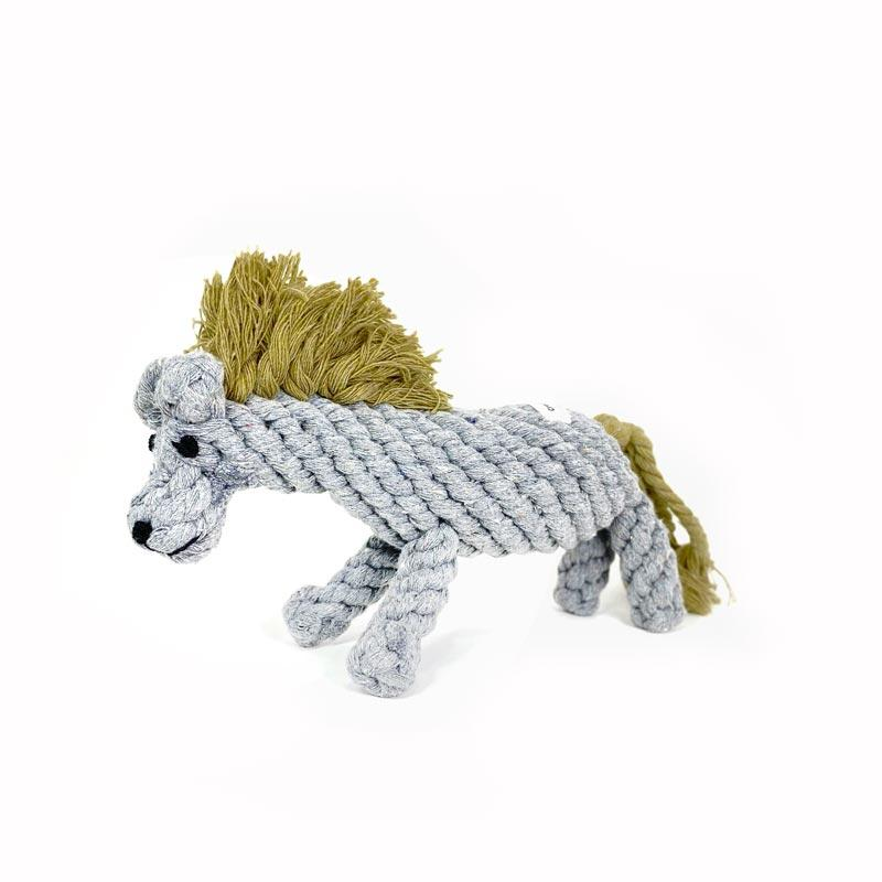 CreatureLand Hey Horsey Dog Rope Toy - CreatureLand
