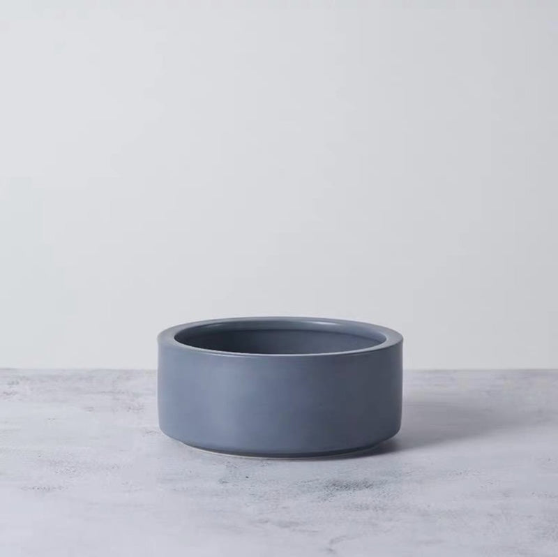 Mago Pet Food Bowl (Blue) | CreatureLand.