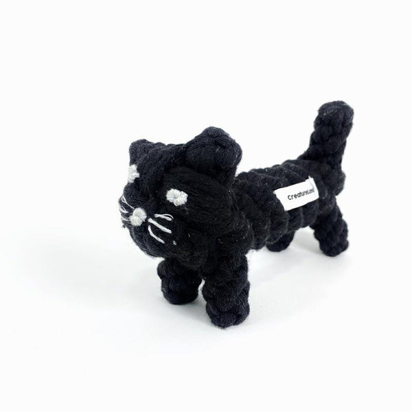 CreatureLand Mr Salem Dog Rope Toy - CreatureLand