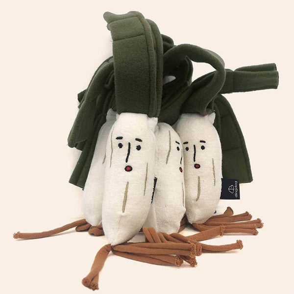 Ding Dog Green Onion Nose Work Dog Toy - CreatureLand