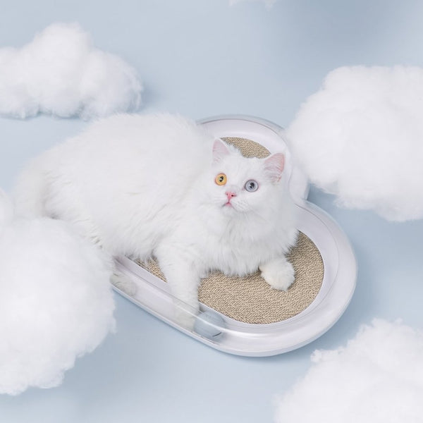 Furrytail Cloud Scratcher - CreatureLand