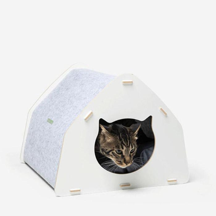 Hi Animal Cat Villa (2 Colours) - CreatureLand