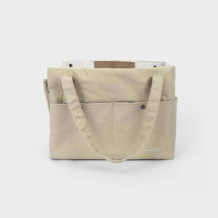 Day Bag - Cream Lemon (Small)