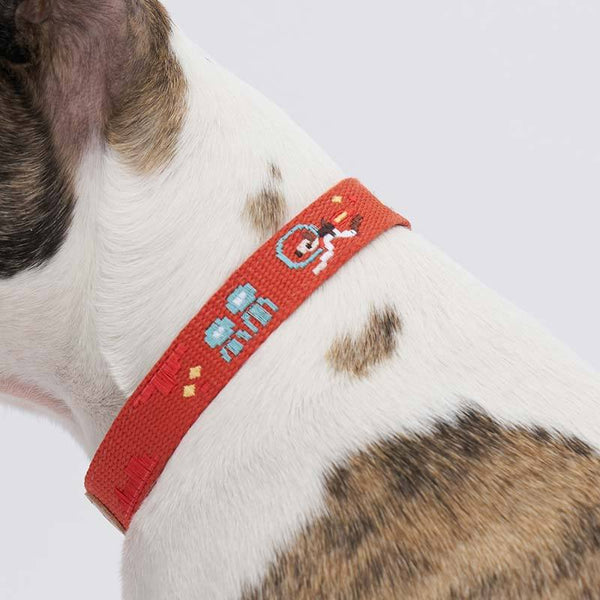 Howlpot Adventure Series Collar - Mars - CreatureLand
