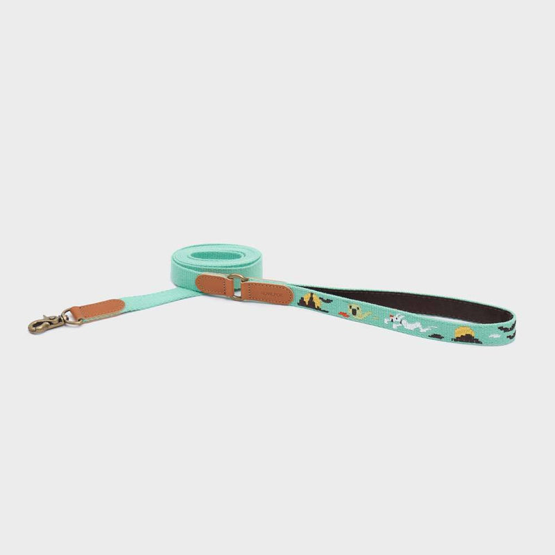 Howlpot Adventure Series Leash - Ghost - CreatureLand