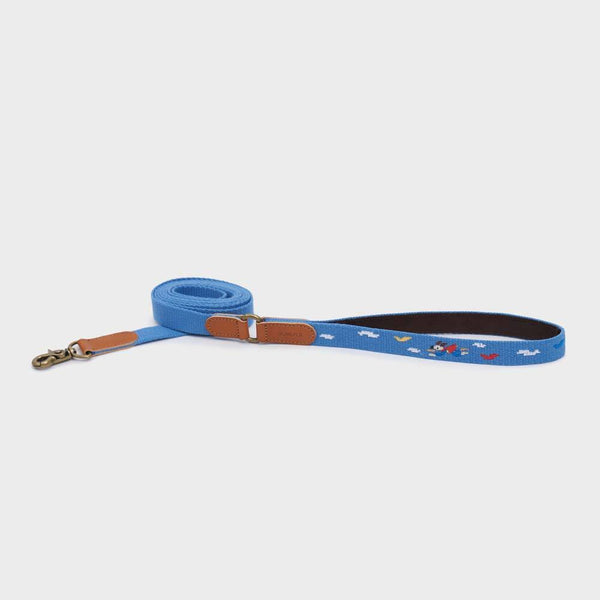 Howlpot Adventure Series Leash - Sky - CreatureLand