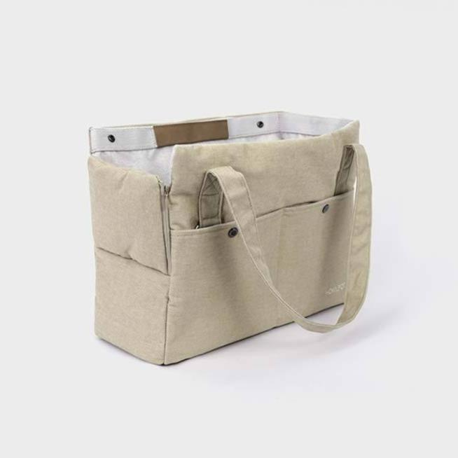 Howlpot Day Bag - Cream Lemon (Small) - CreatureLand