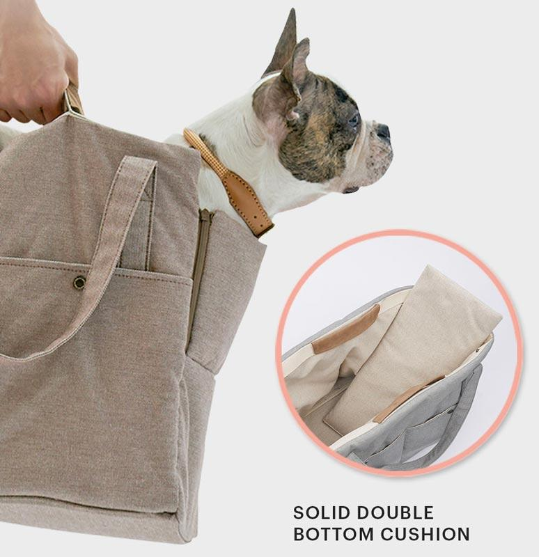 Howlpot Day Bag - Sandy Brown - CreatureLand