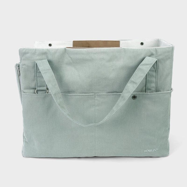 Howlpot Day Bag - Stone Blue - CreatureLand