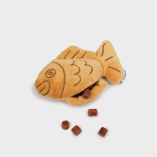 Howlpot HOWLGO Taiyaki Nose Work Dog Toy - CreatureLand