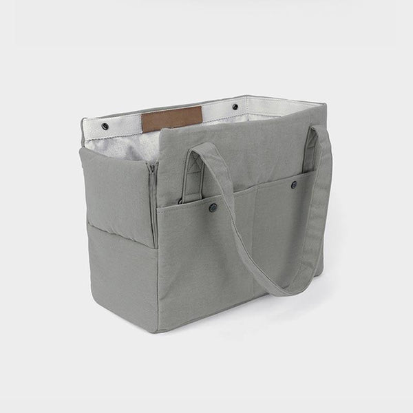 Howlpot [ New Colour ] Day Bag - Lunar Grey (Small) - CreatureLand