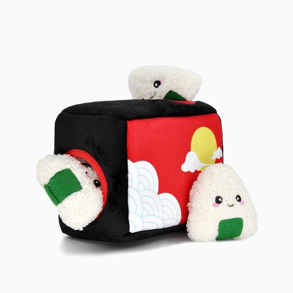 HugSmart Bento Box - Foodie Japan Puzzle Hunting Toy - CreatureLand