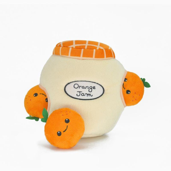 HugSmart Orange Jam - Jammy Jam Puzzle Hunting Toy - CreatureLand