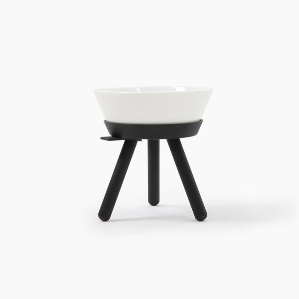 Inherent Oreo Table Black - Tall Medium - CreatureLand