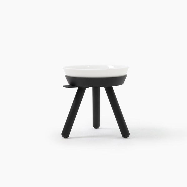 Inherent Oreo Table Black - Tall Small - CreatureLand