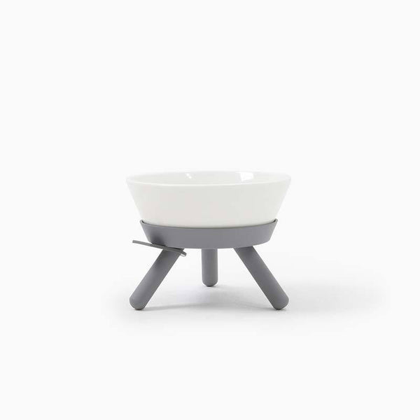 Inherent Oreo Table Grey - Short Medium - CreatureLand