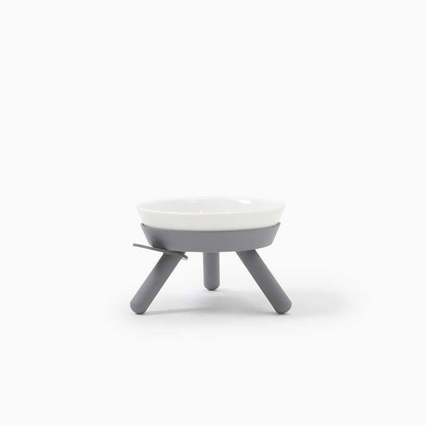 Inherent Oreo Table Grey - Short Small - CreatureLand